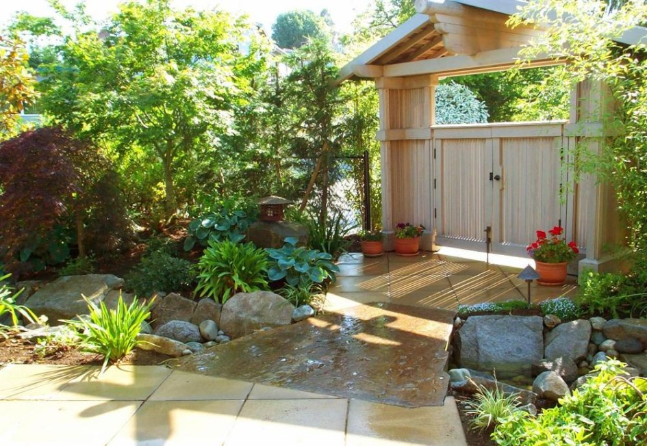 entry garden design ideas photo - 1