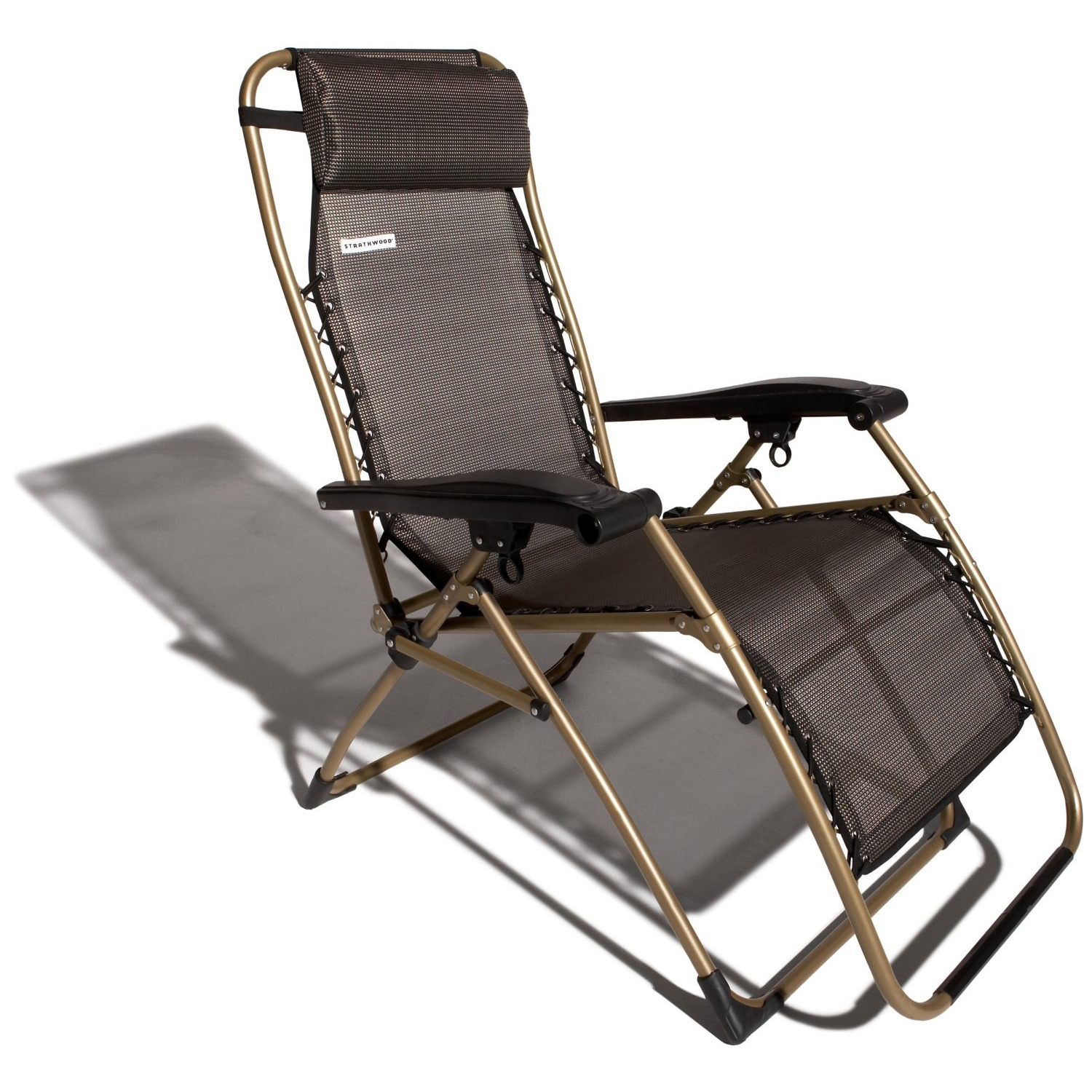 Ergonomic patio lounge chairs