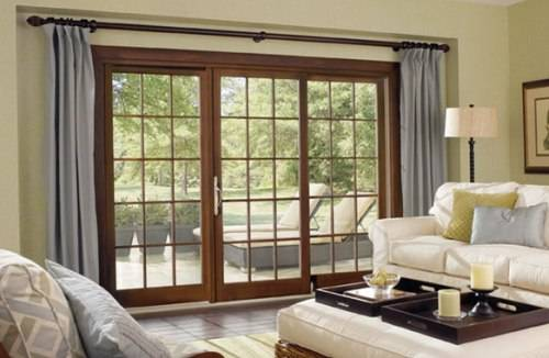 exterior french doors vs sliding doors photo - 2