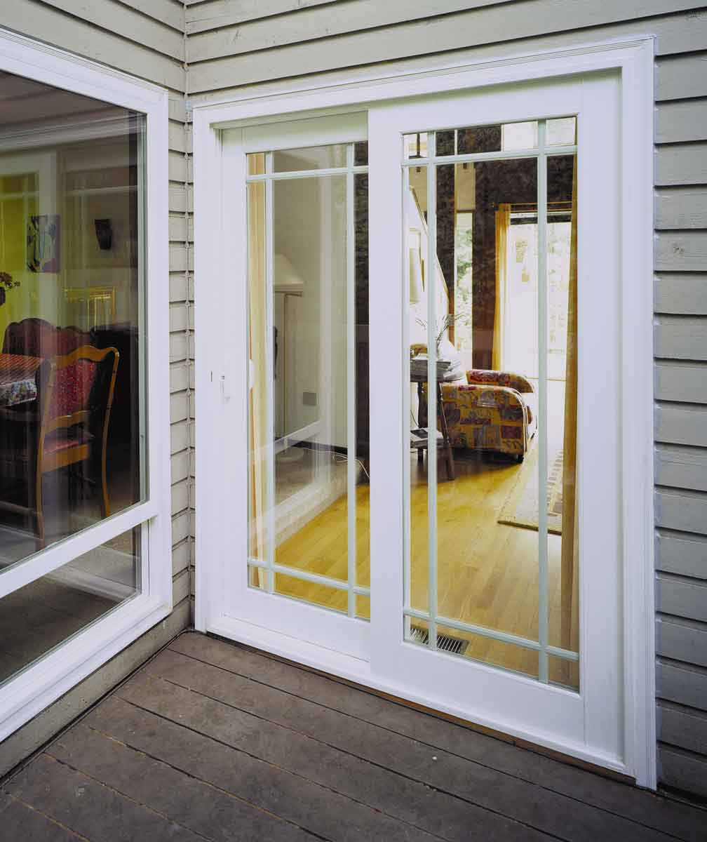 exterior french doors vs sliding doors photo - 6