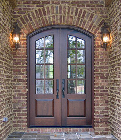 exterior french entry doors photo - 1