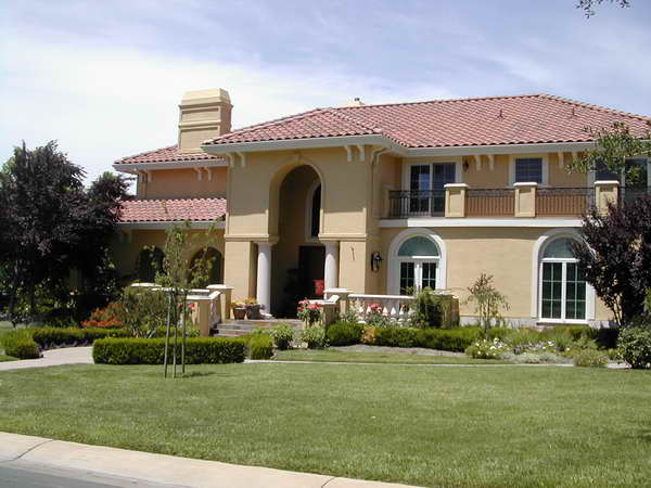 exterior paint colors beige photo - 6