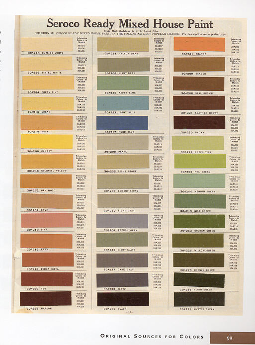 exterior paint colors bungalow photo - 1