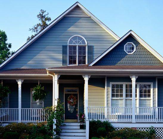 exterior paint colors designs photo - 3