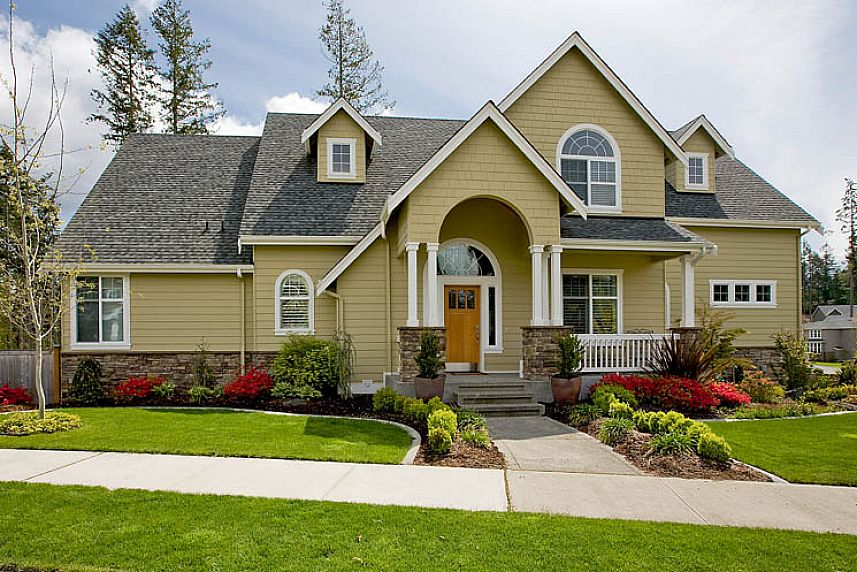 exterior paint colors designs photo - 6