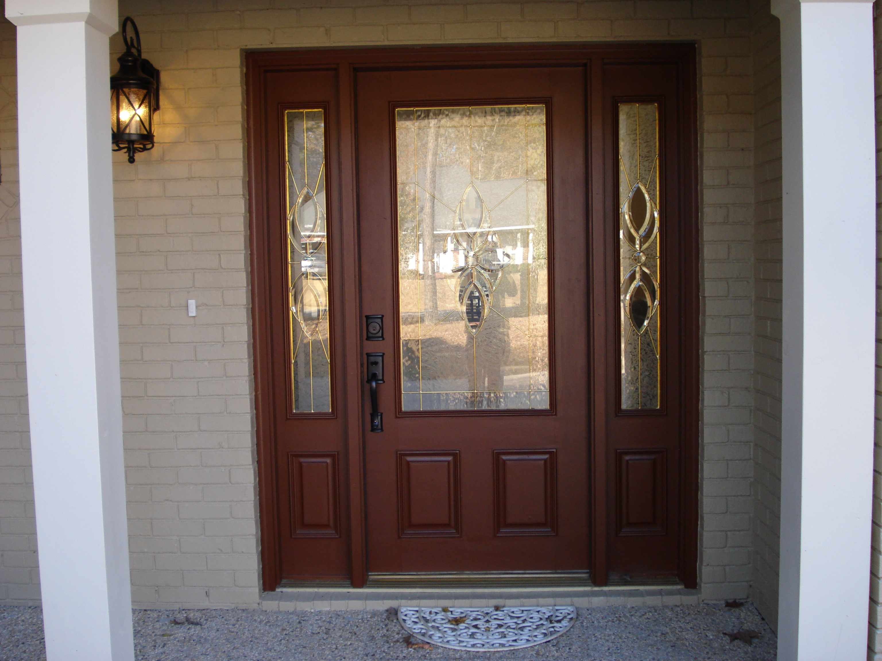 2304 #896C42 Exterior Paint Colors Doors Interior & Exterior Doors image Exterior Paint For Doors 41233072