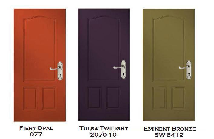 exterior paint colors doors photo - 5
