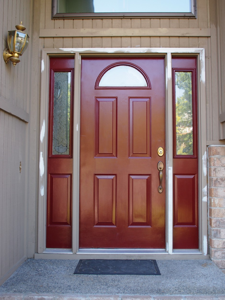 exterior paint colors doors photo - 6