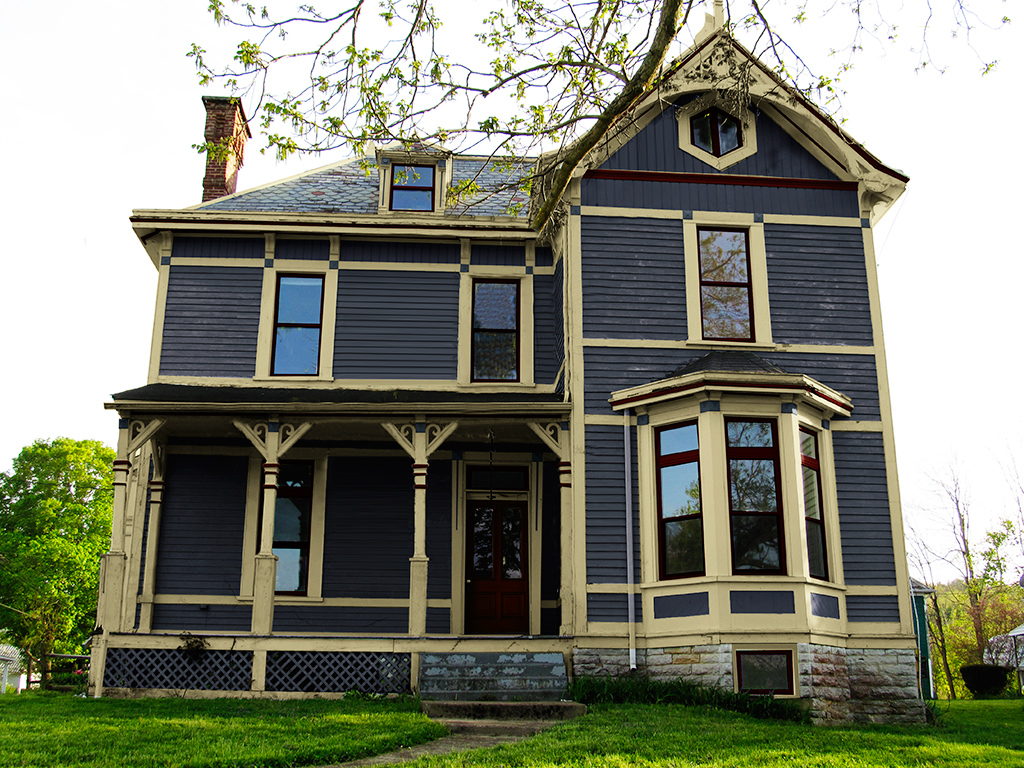 Pictures of exterior victorian homes