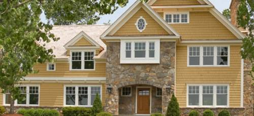 exterior paint colors with orange brick photo - 5