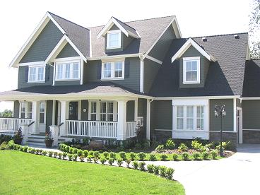 Exterior Paint Colors Wood Siding