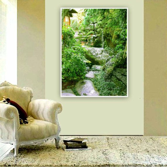 feng shui office wall decor photo - 3