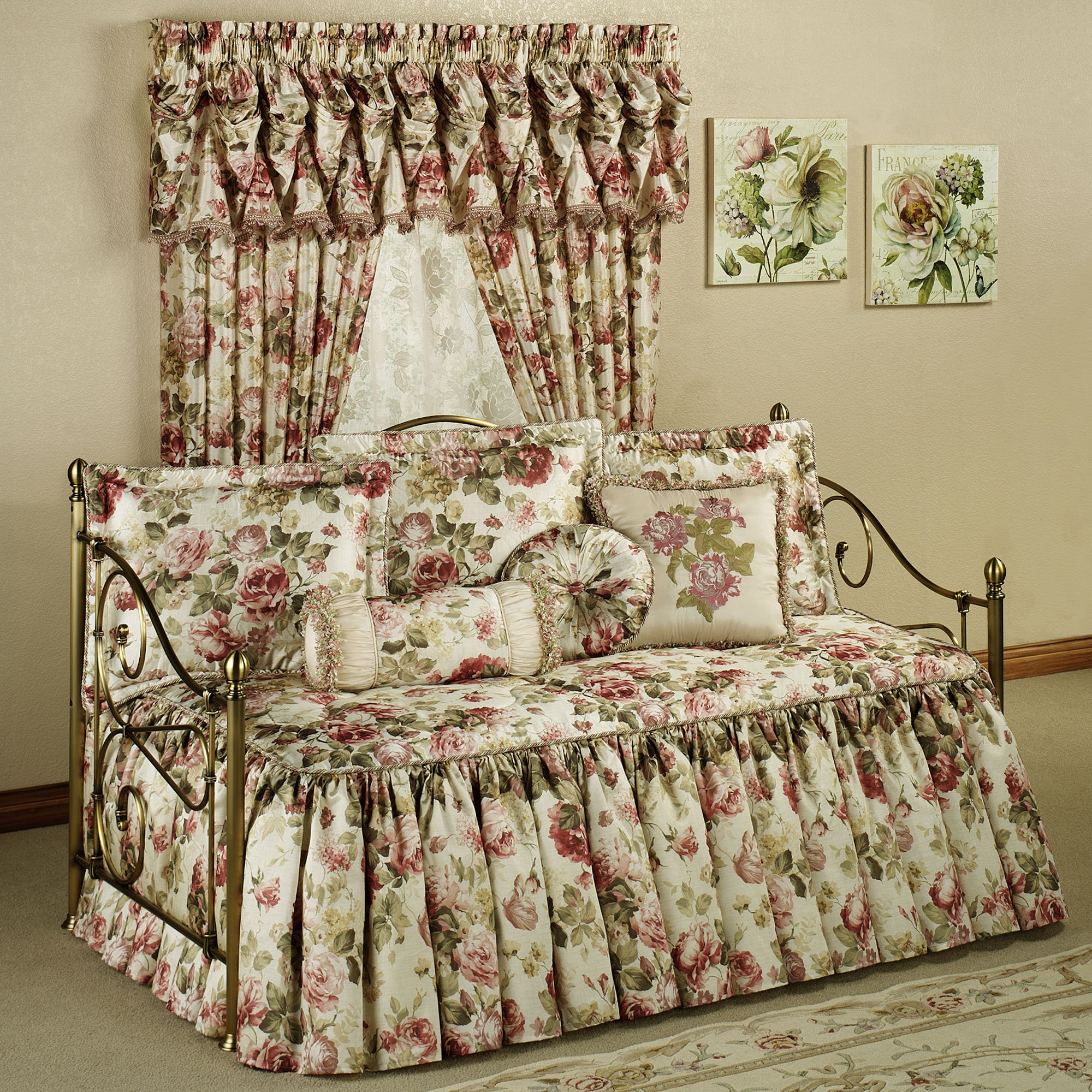 floral daybed bedding sets photo 2