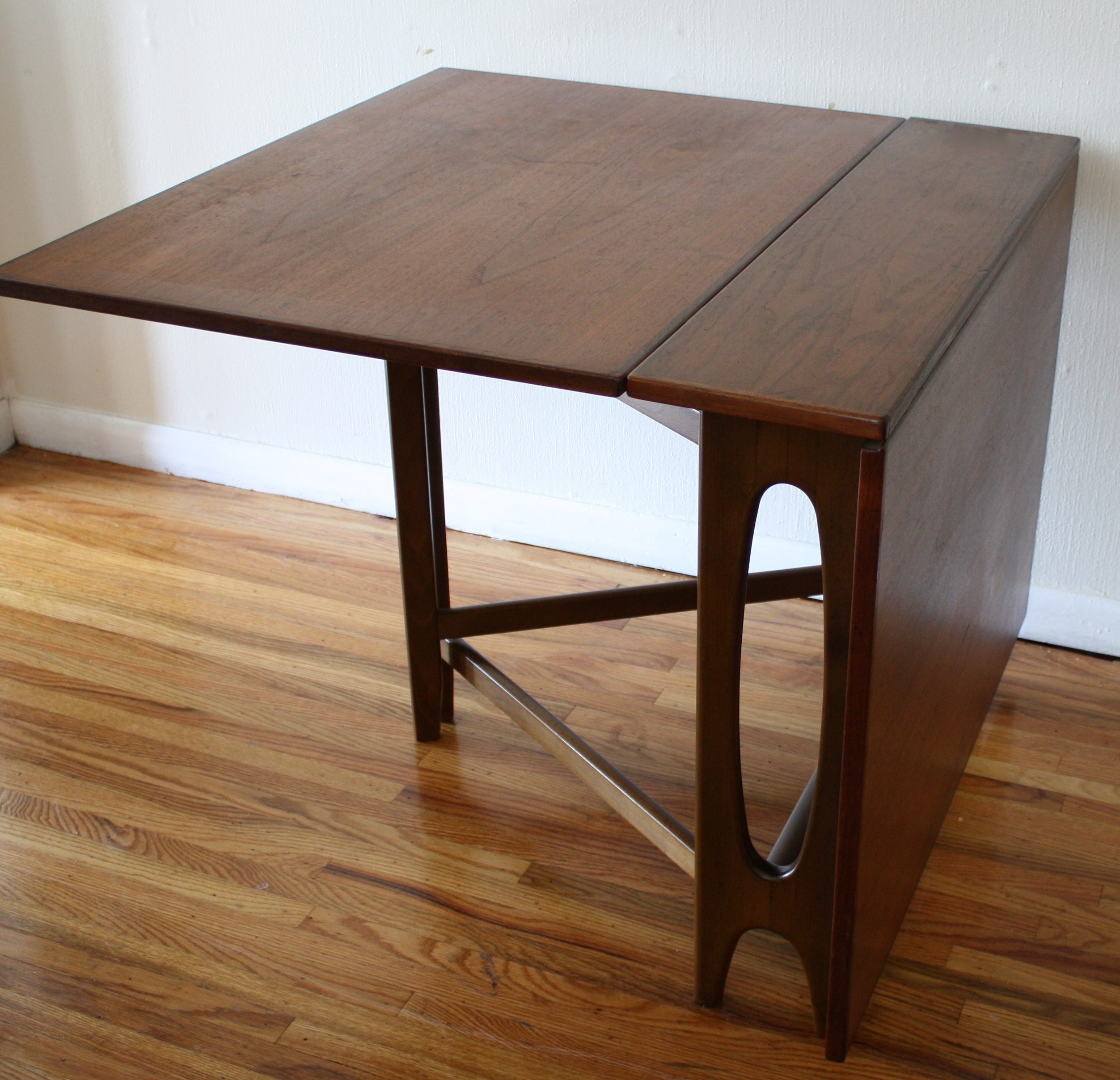 folding kitchen dining table photo - 2