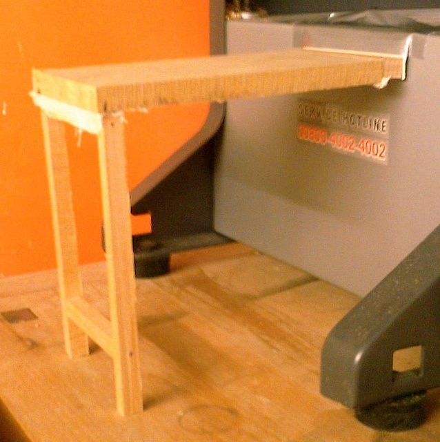 folding kitchen table diy photo 5