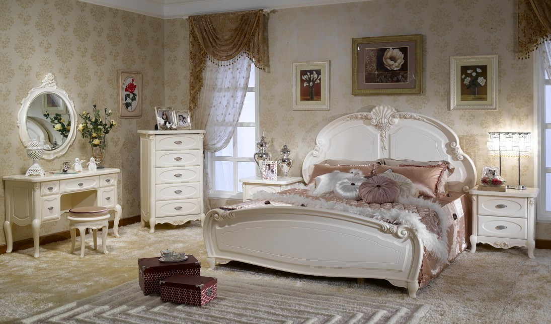 french bedroom furniture for girls photo - 6