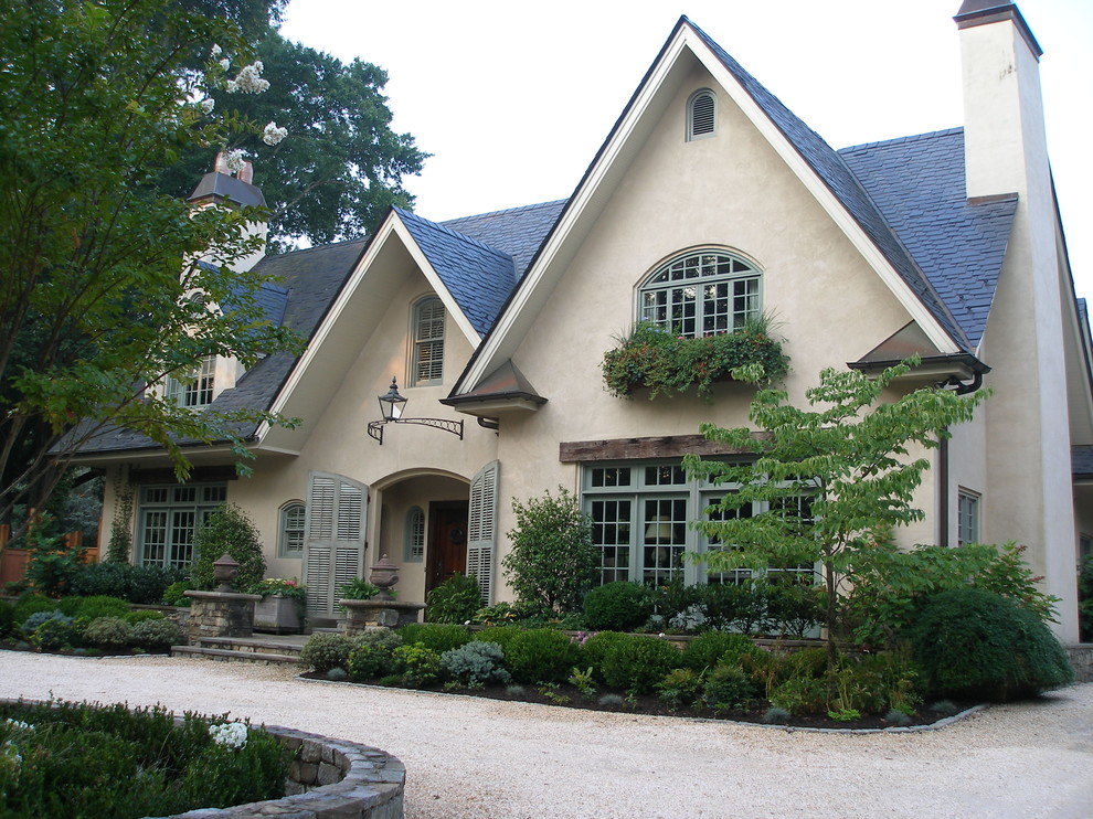 Make your home beautiful with french country exterior for Country house exterior