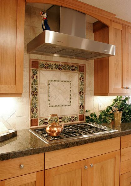 french country kitchen backsplash ideas photo - 5
