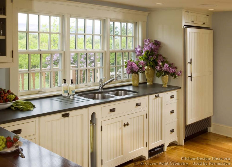 french country kitchen backsplash ideas pictures photo - 1