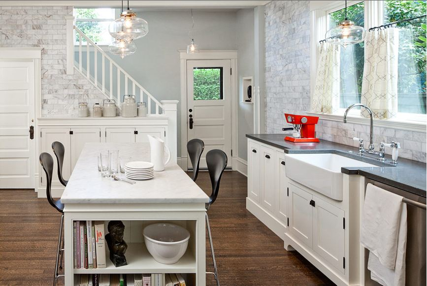 french country kitchen backsplash ideas pictures photo - 2