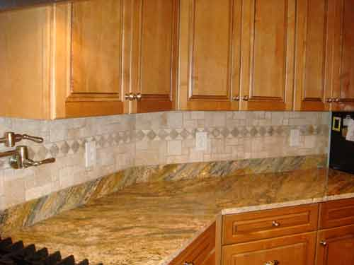 french country kitchen backsplash ideas pictures photo - 5