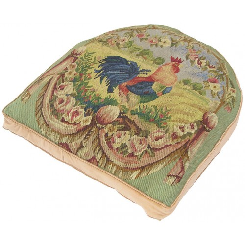 french country kitchen chair pads photo - 4
