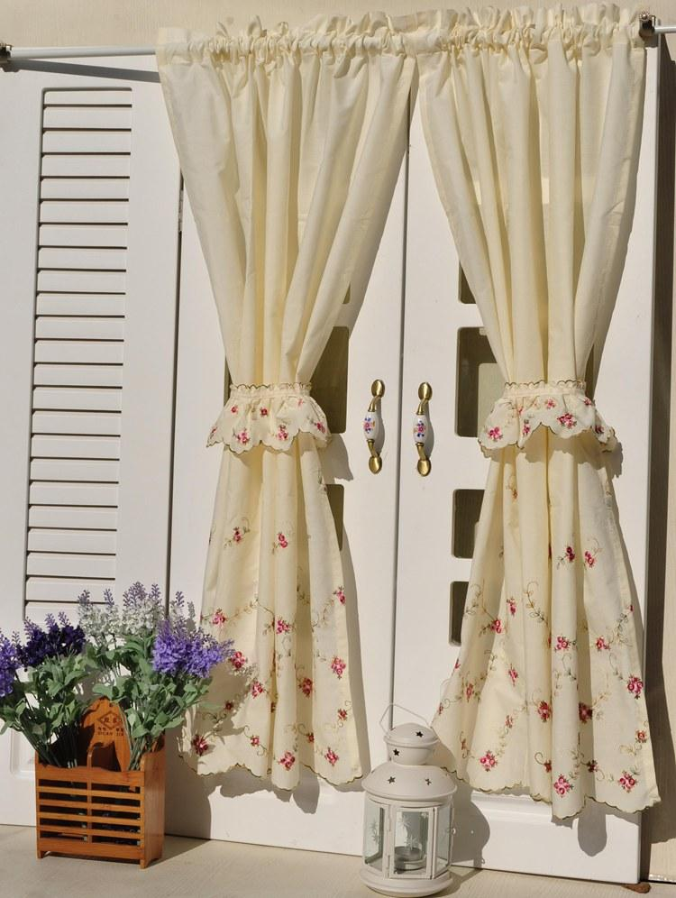 French country kitchen curtains interior exterior ideas for French country kitchen curtains ideas