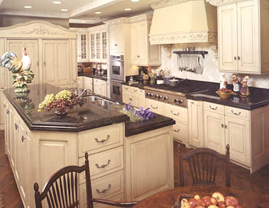 French Country Kitchen Design French Country Kitchens HGTV