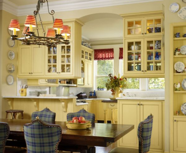 french country kitchen design ideas photo - 1
