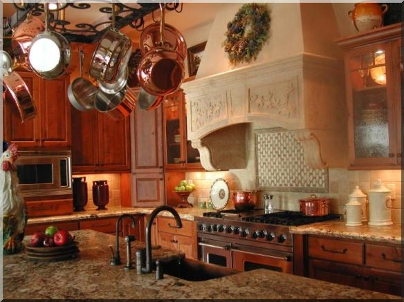 french country kitchen design ideas photo - 3