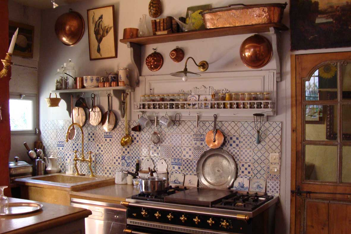 french country kitchen design ideas photo - 6