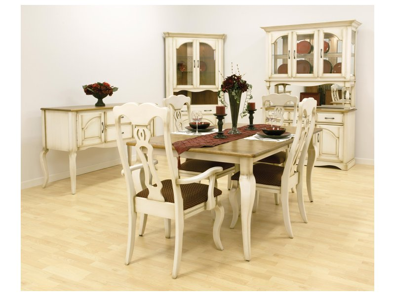 french country kitchen dining sets photo - 1