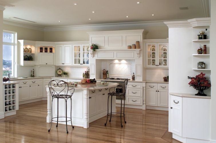 french country kitchen home photo - 1