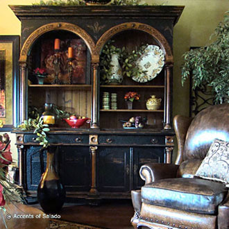 french country kitchen home photo - 5