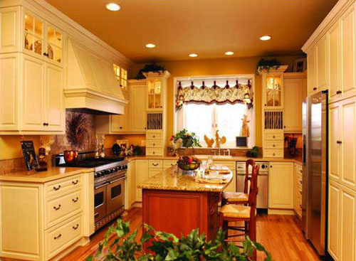 french country kitchen images photo - 4