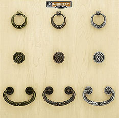 french country kitchen knobs and pulls photo - 3
