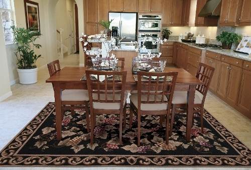 french country kitchen rugs photo - 2