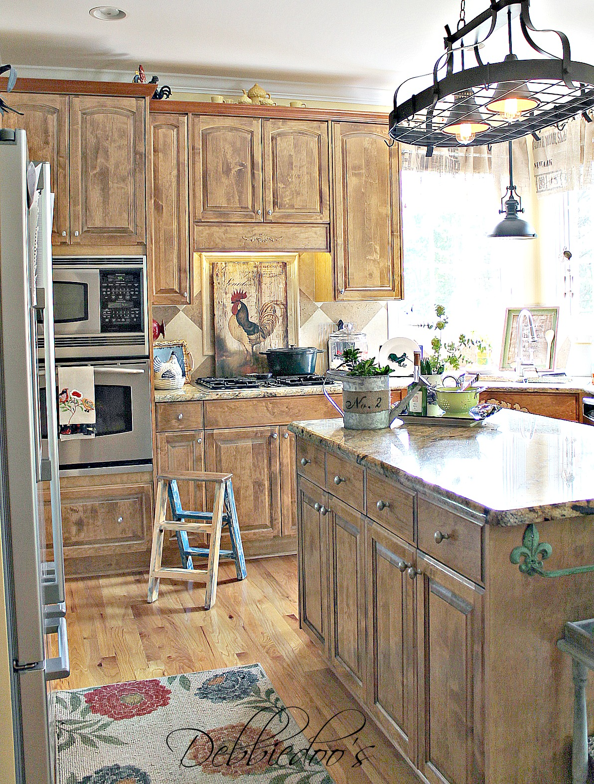 French Country Kitchen Stencils Photo 5