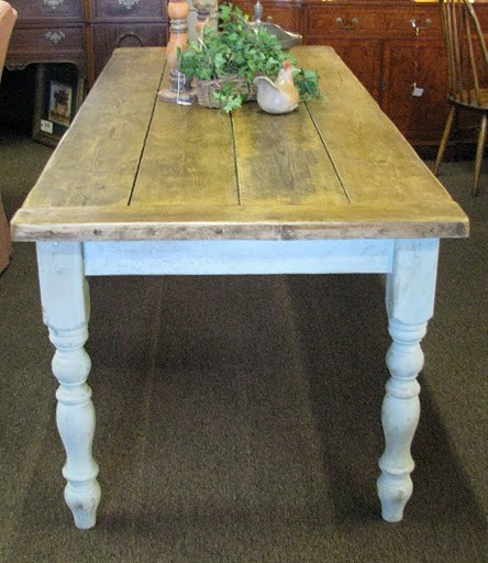 French Country Kitchen Table country kitchen table.find this pin and more on dick egg paint