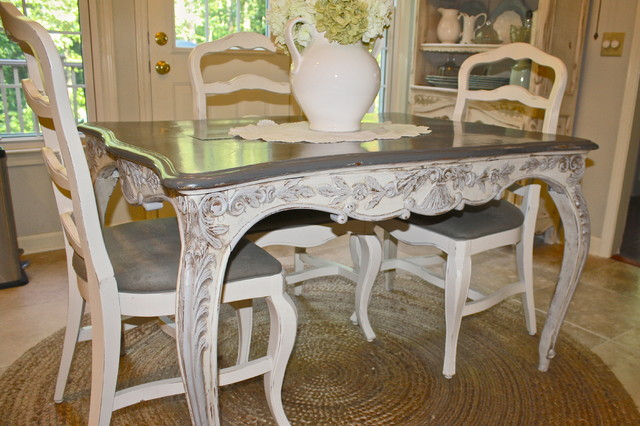 French Country Kitchen Table Photo 6