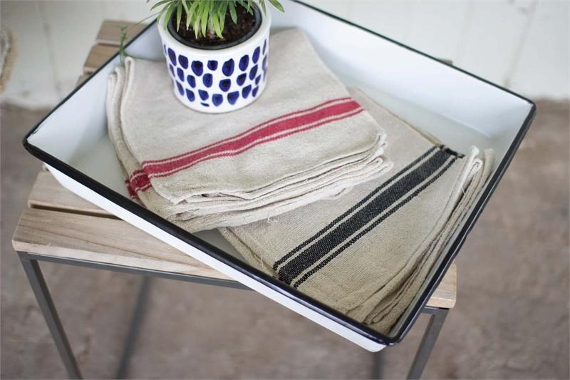 french country kitchen towels photo - 6