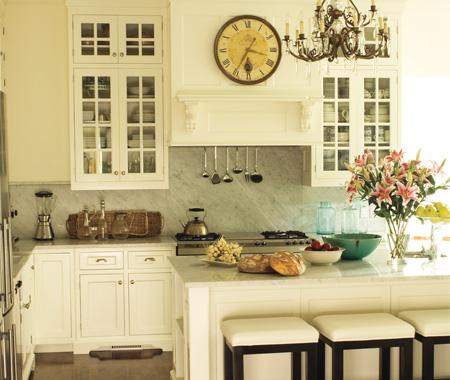 french country kitchen wall decor photo - 4