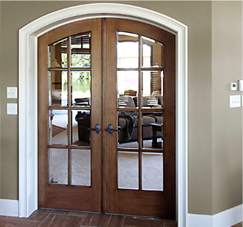 french door interior doors photo - 5