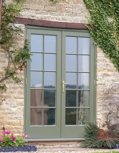 External wooden french doors double glazed photo album for External double french doors