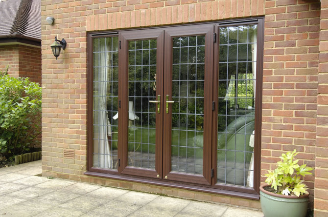 Exterior French Doors Alluring French Doors Exterior Aluminium  Interior & Exterior Doors Inspiration Design