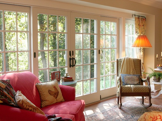 french doors exterior anderson photo - 4