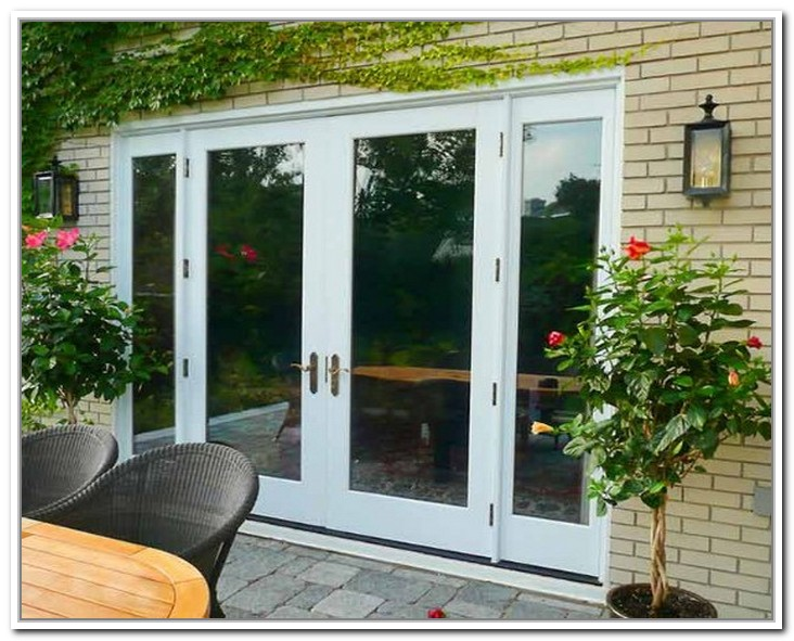 Double outswing patio doors 2017 2018 best cars reviews for Outswing french doors