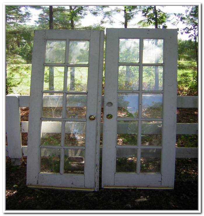 Used exterior door pretty used exterior doors on used for French doors for sale