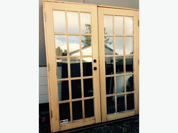 French Doors Exterior Used Interior Exterior Doors