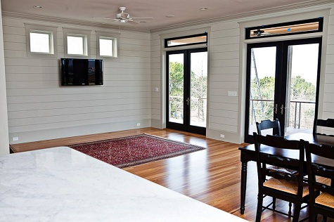 French Doors Exterior With Screens